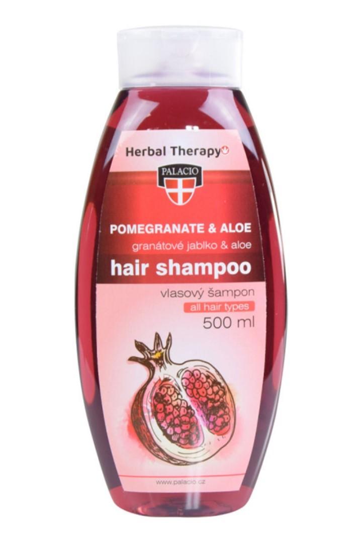 Aloe vera granátové jablko šampon 500 ml