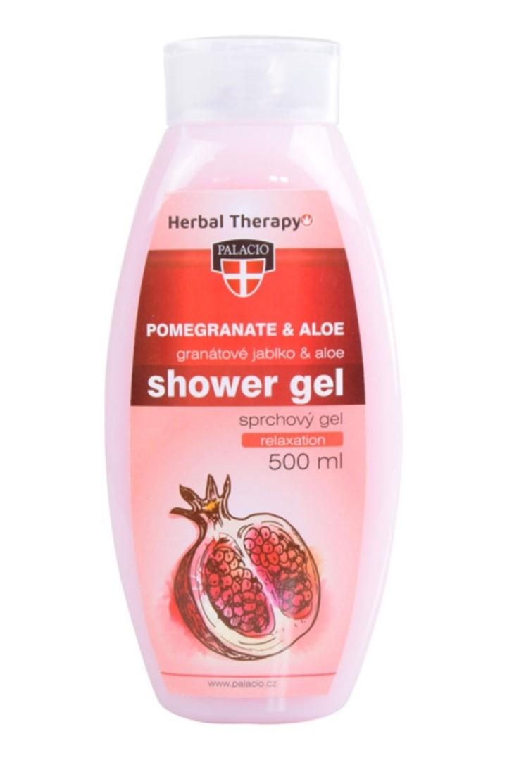 Aloe vera granátové jablko sprchový gel 500 ml