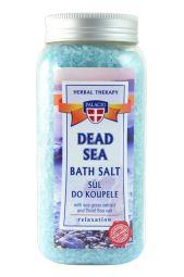 Mrtvé moře sůl do koupele 900 g