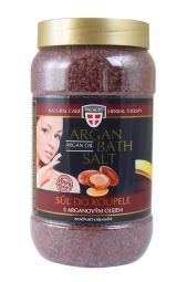 Arganová sůl do koupele 1200 g