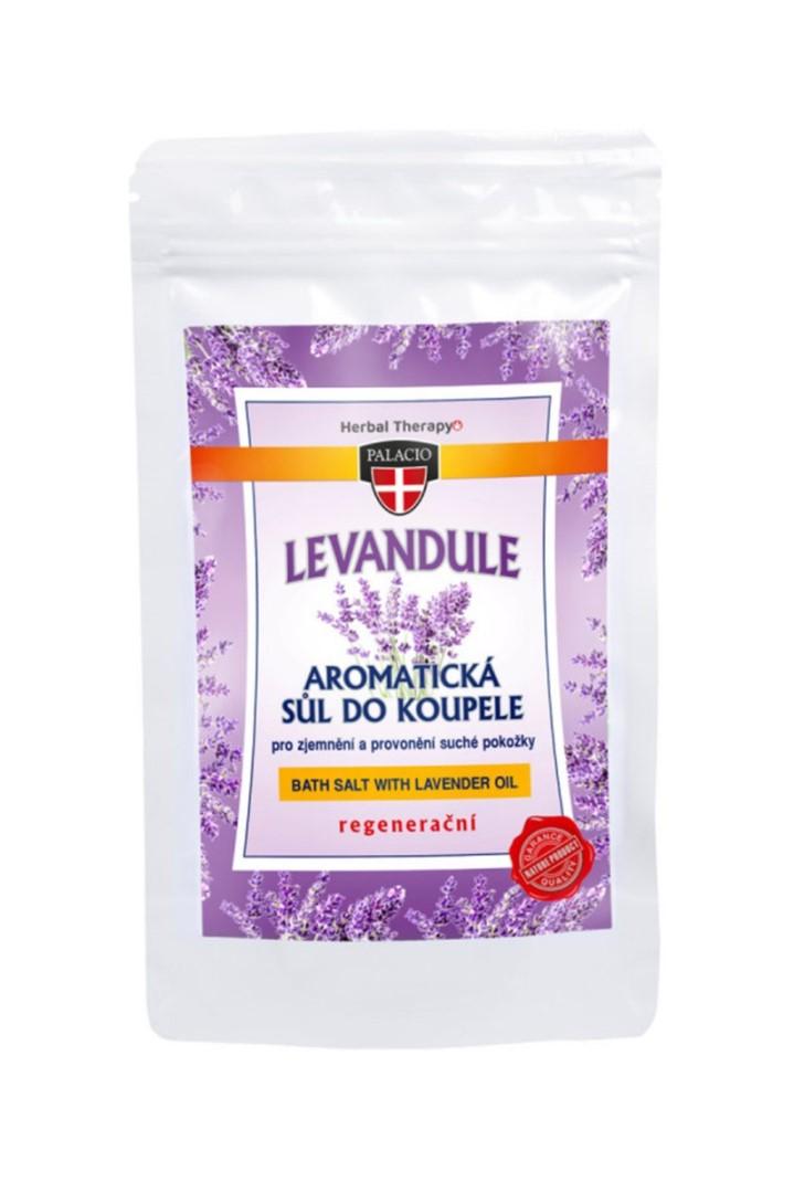 Levandulová sůl do koupele 200 g