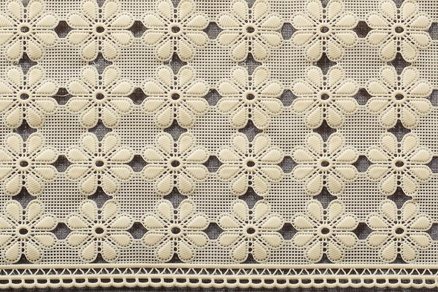 Krajkový středový pás PVC MISTA 50x140 cm