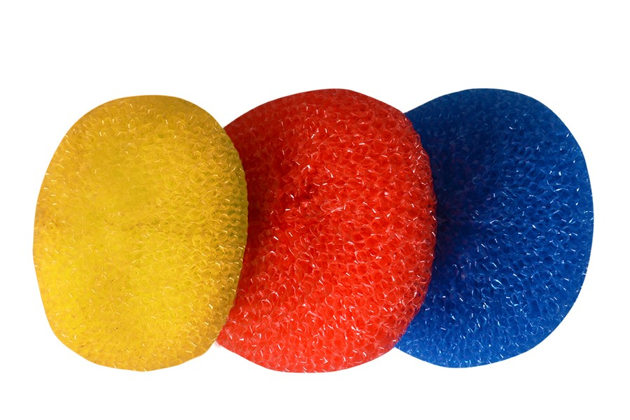 Drátěnky barevné 3 ks