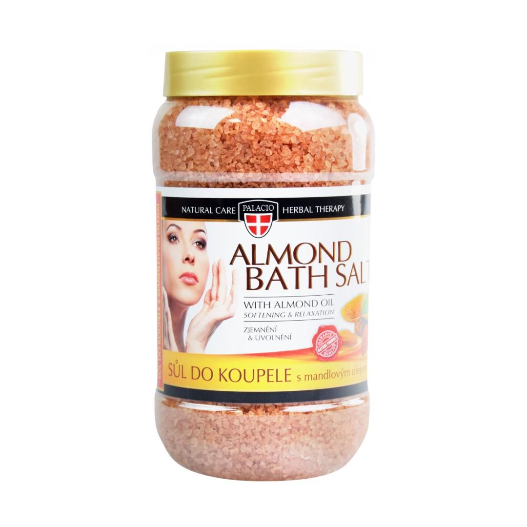 Mandlový olej sůl do koupele 1200g