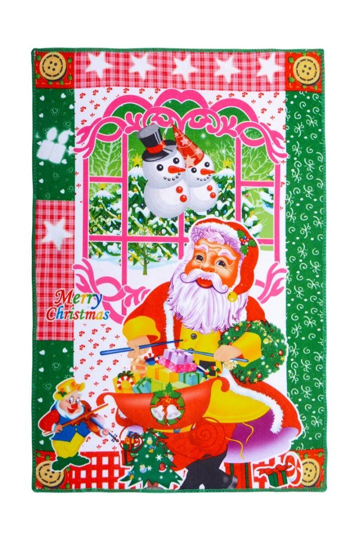 Vánoční ručník SANTA A DÁRKY