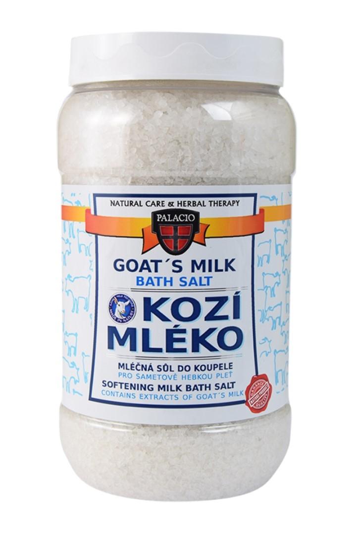 Kozí mléko sůl do koupele 1200 g