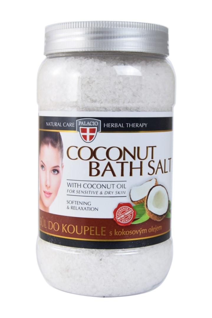 Kokosová sůl do koupele 1200 g
